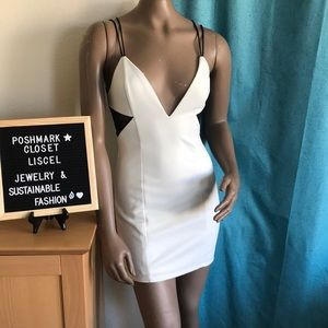 Forever 21 sexy club party cocktail dress small